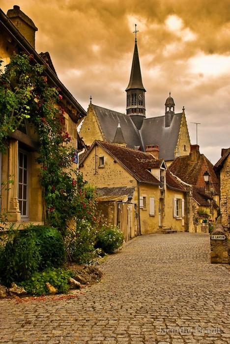 Ancient Village, Montresor, France