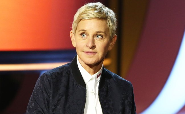 Ellen Degeneres Speaks Out On Being Sexually Assaulted At
