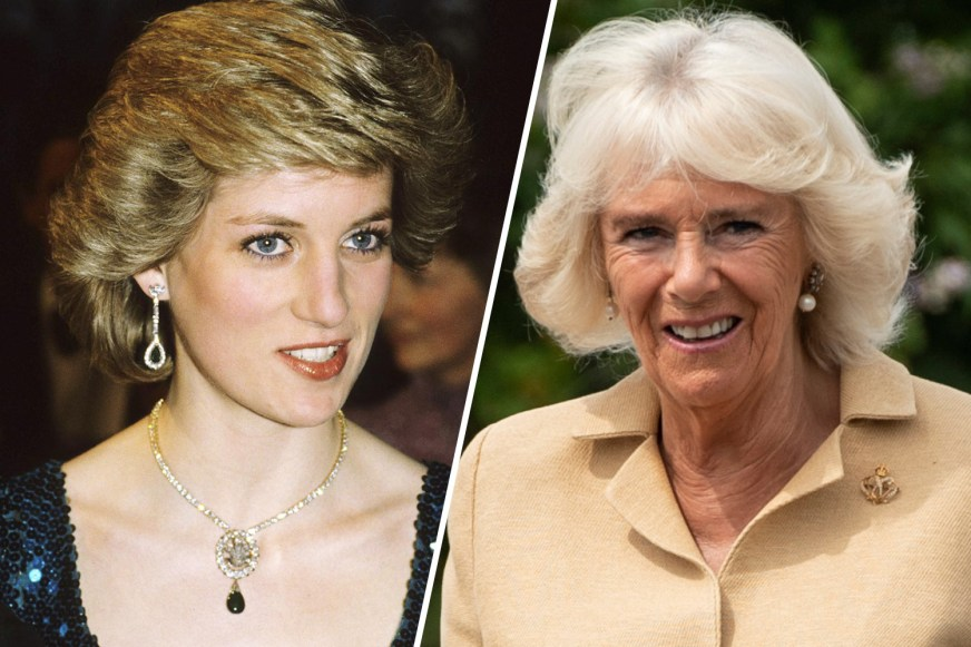 Camilla Parker-Bowles Has Redesigned A Necklace That ...