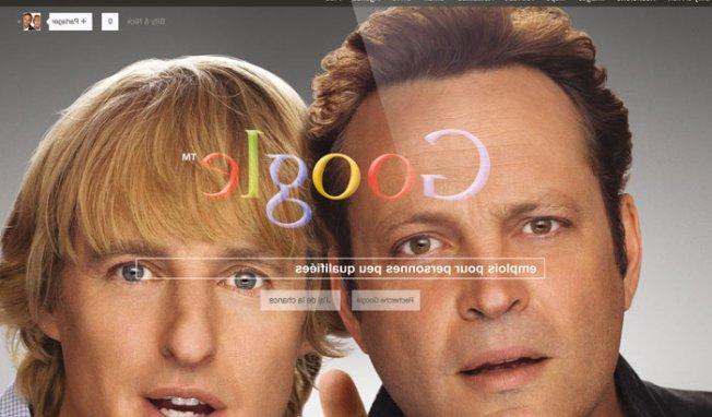 bande annonce du film les stagiaires - Vince Vaughn et Owen Wilson chez Google
