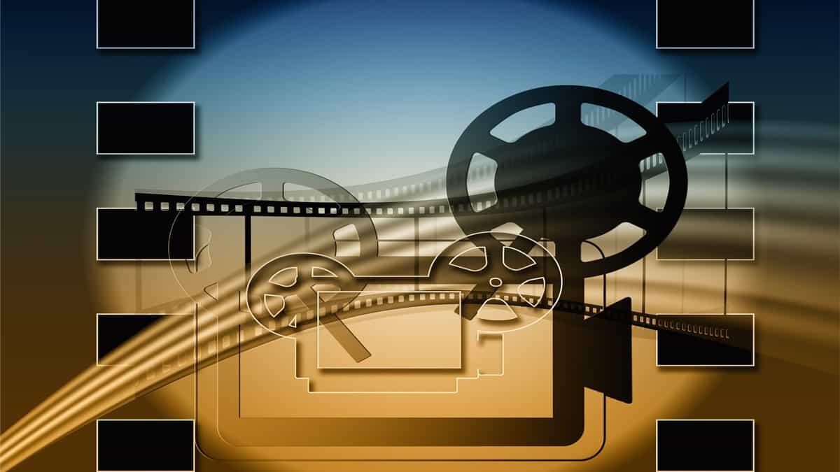 Image of a film camera