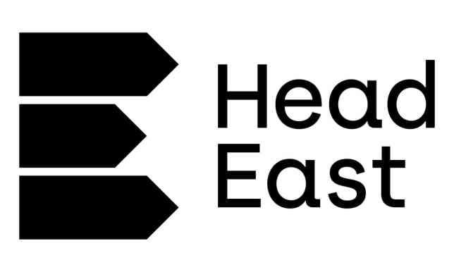 Head East logo
