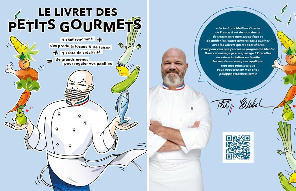 etchebest publie un livre de cuisine