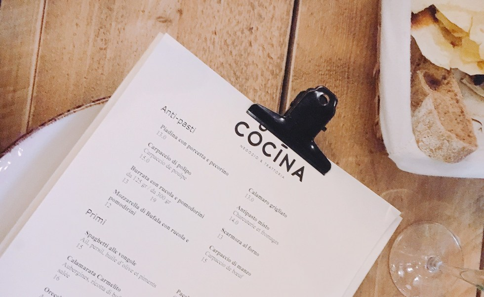 Cocina By marie gourmandise