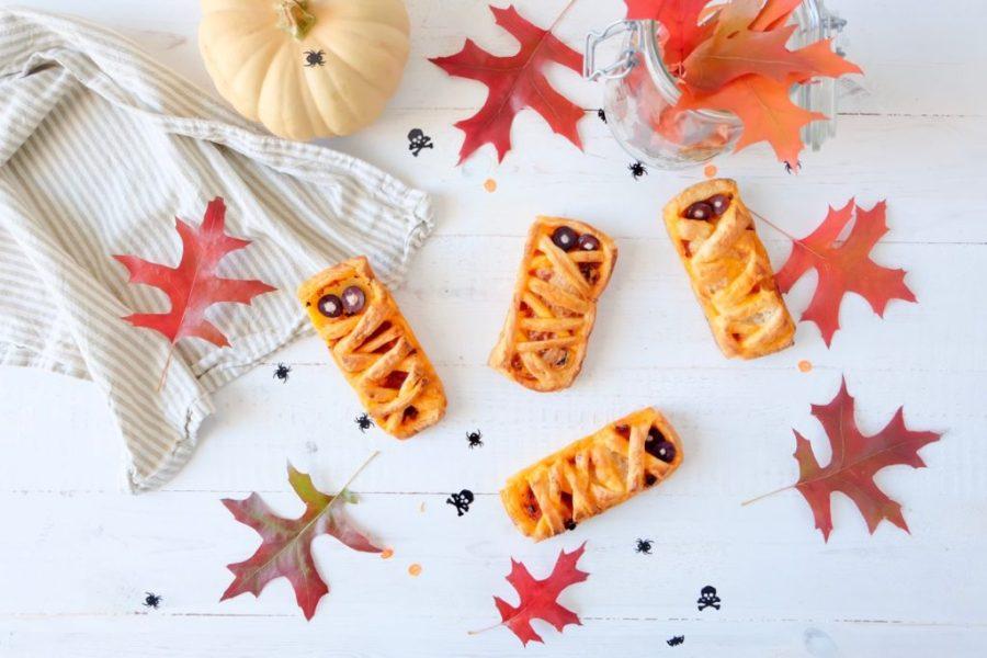 momie halloween disney marie gourmandise