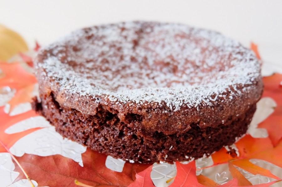 Gâteau vegan marie gourmandise