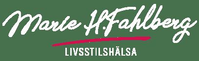 Marie H Fahlberg – Livsstilshälsa