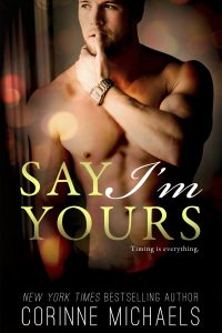 Book review: Say I'm Yours ~ Corinne Michaels