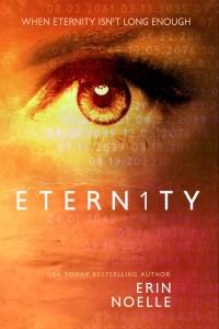 Book review + excerpt: Etern1ty ~ Erin Noelle