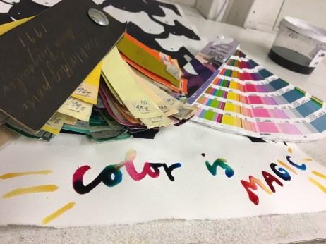 Color is magic_KKV Textiltryck_exhibition