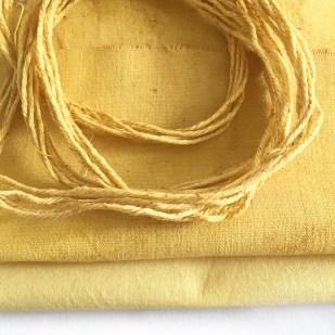 Natural-Dye_Turmeric_gurkmeja-Fabric_3-Marie-Ledendal-web2