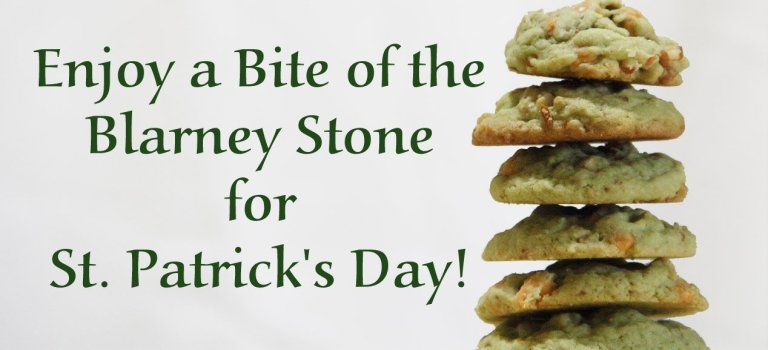 Enjoy a Bite of the Blarney Stone for St. Patrick's Day!