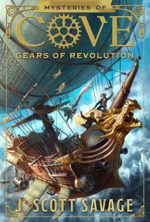 Gears of Revolution by J. Scott Savage book cover