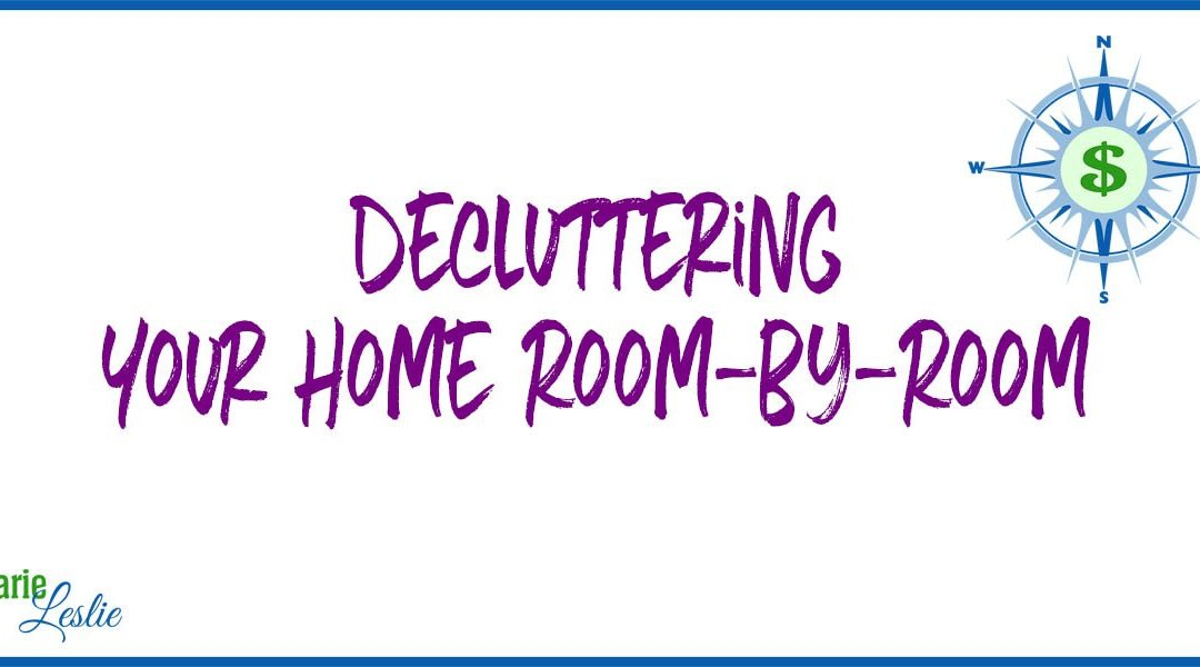 Decluttering Your Home Room-by-Room