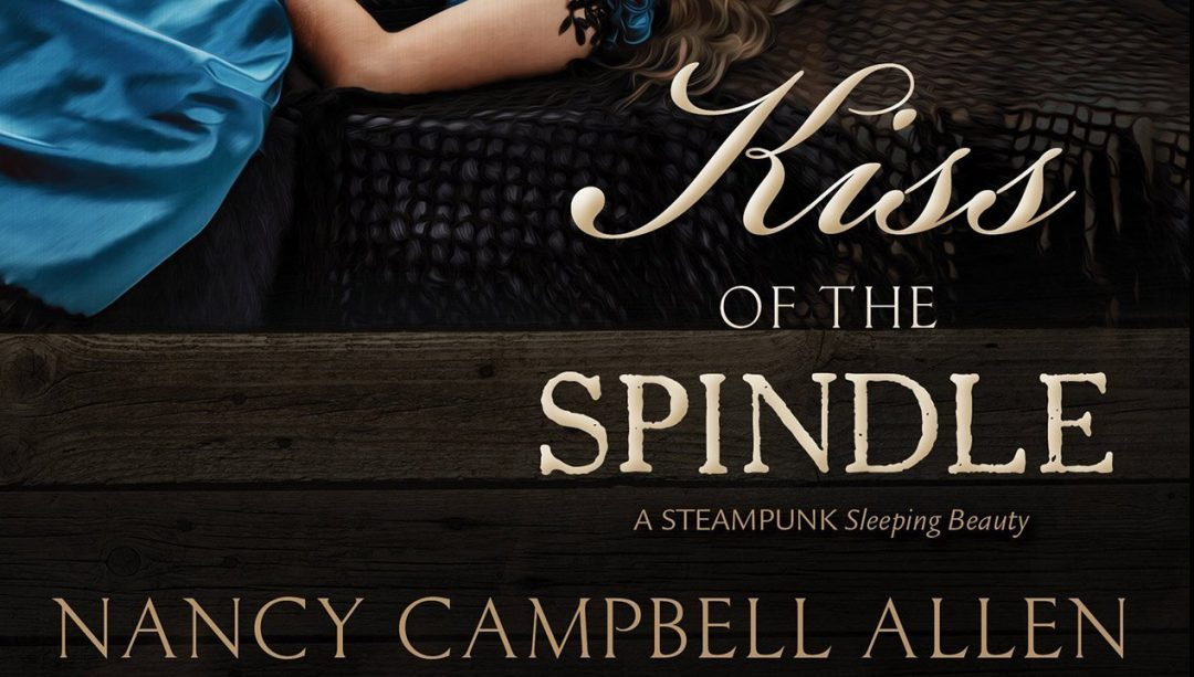 Kiss of the Spindle Book Review