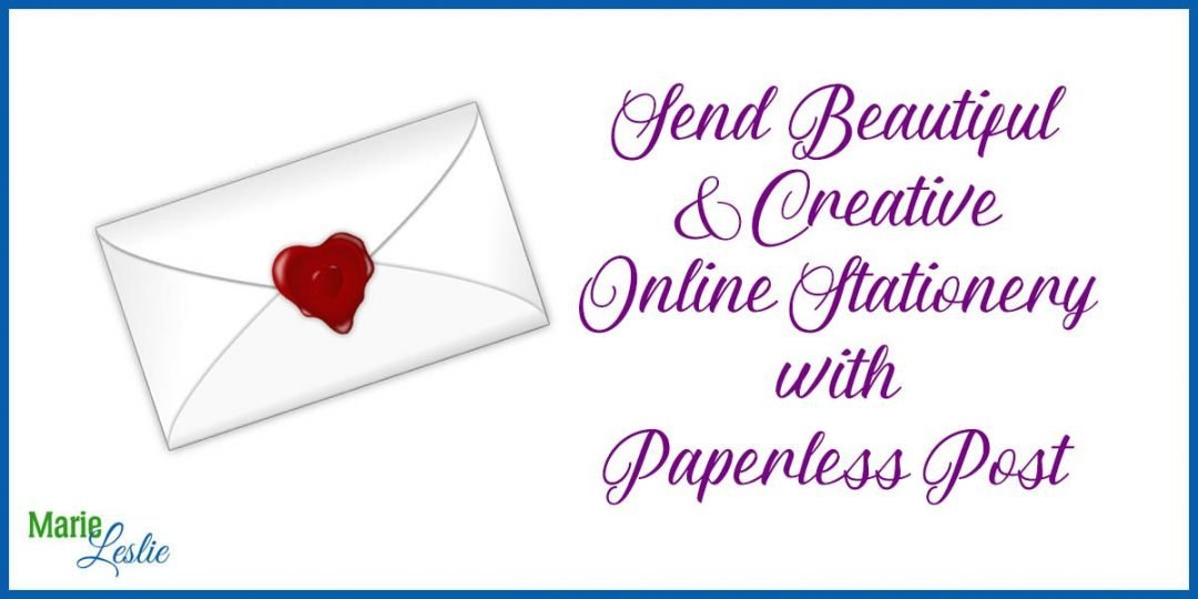 Send Beautiful & Creative Online Stationery with Paperless Post