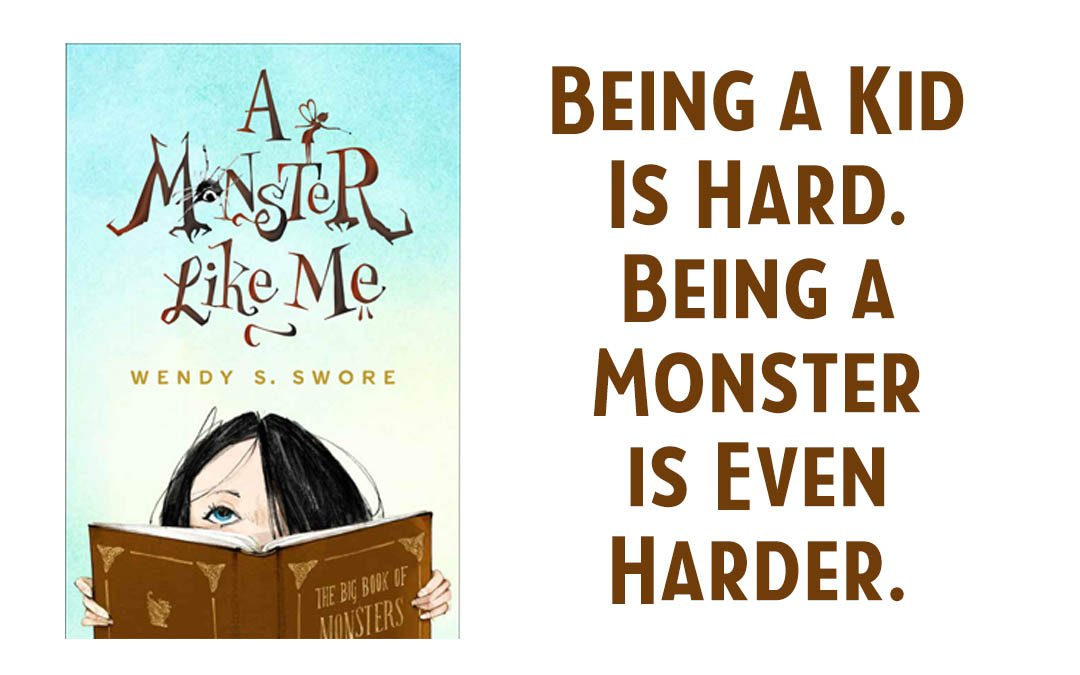 A Monster Like Me — #BookReview