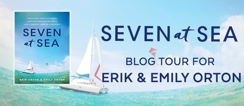 SEVEN AT SEA BLOG TOUR 1