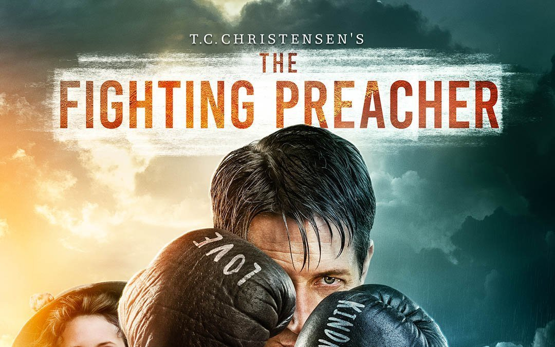 "Theater Release Date Announced for ""The Fighting Preacher""  #Review #Giveaway"