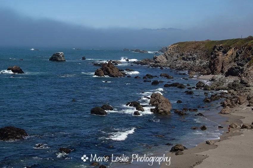 The Rocky Sonoma Coast
