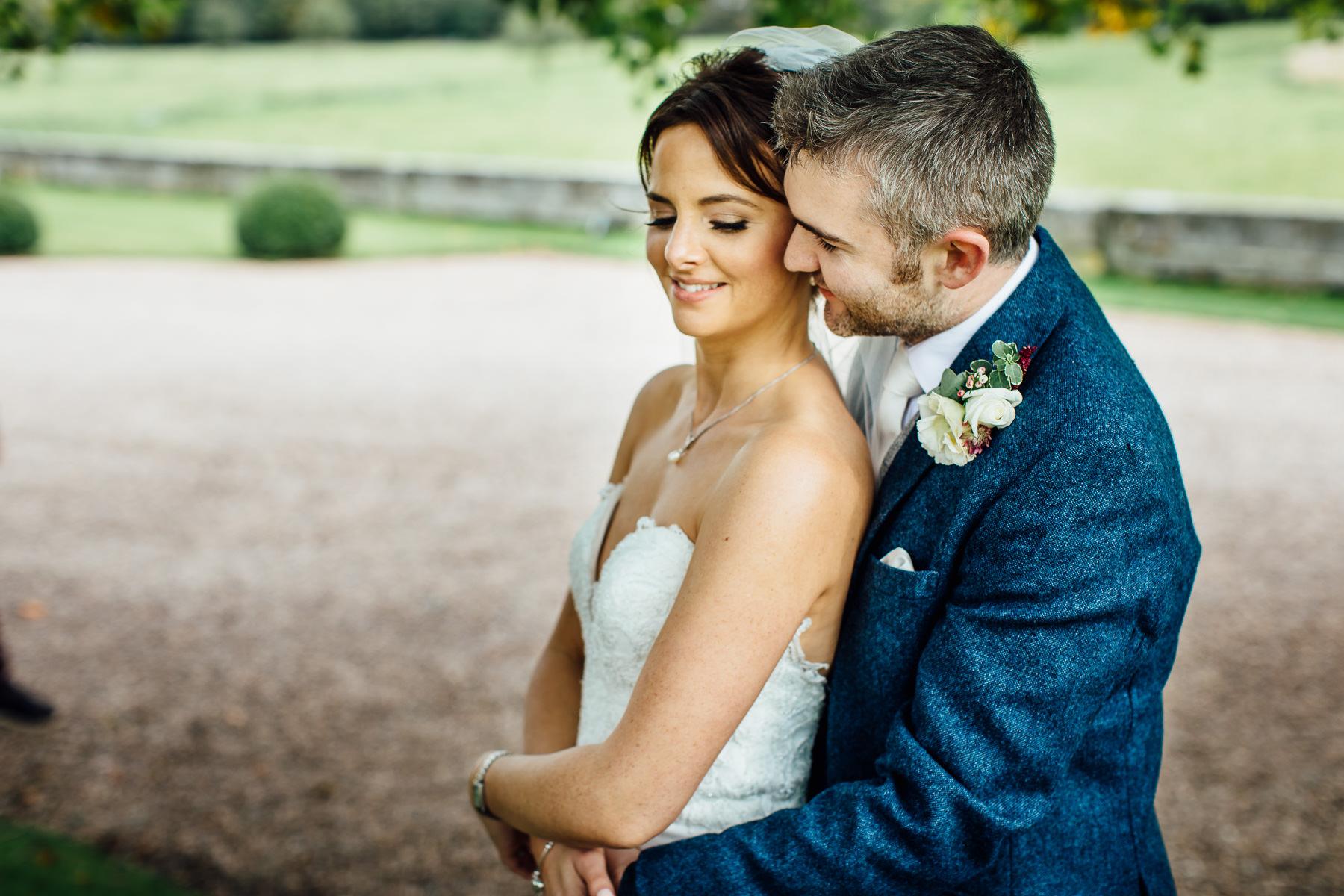 Wedding photography at Iscoyd Park