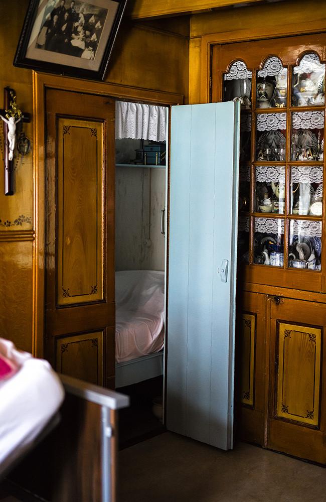 volendam historisch interieur bedstede