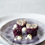 beetroot salad food photography
