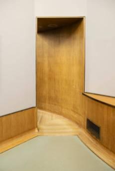Museum Boijmans van Beuningen; uitgang zaal 12 zuid