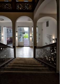 Museum Boijmans van Beuningen; zichtlijnen