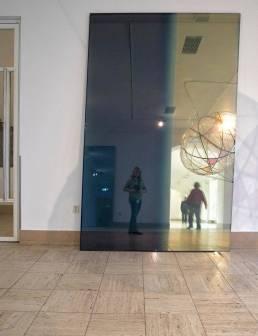 Museum Boijmans van Beuningen; zelfportret via spiegel