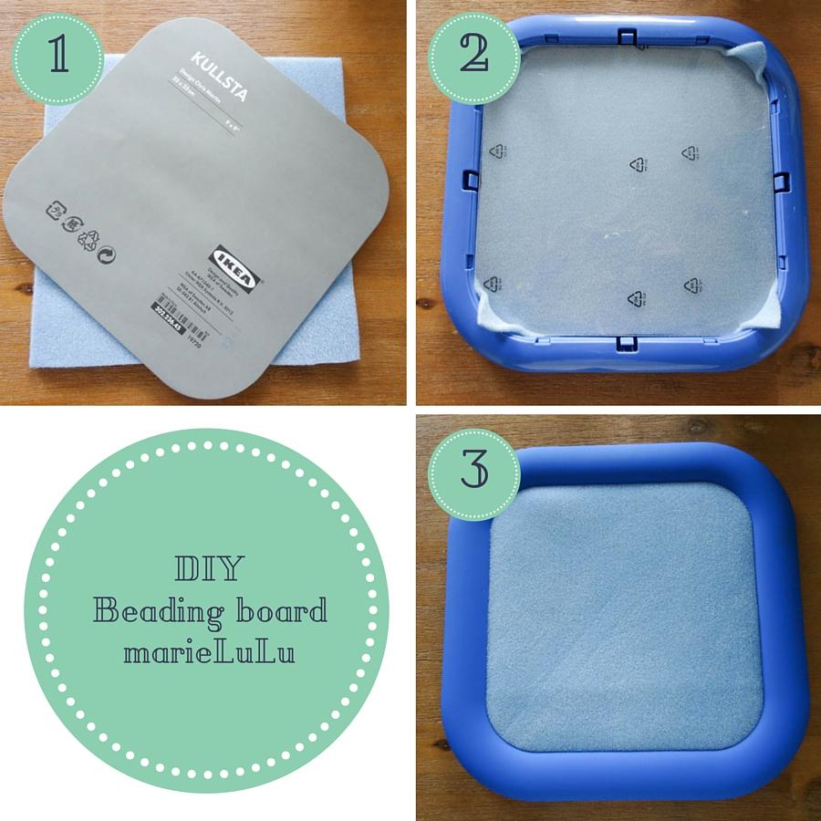 DIY Beading Board