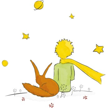 petit prince et renard