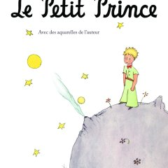 Couverture Petit Prince