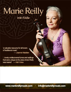 Marie Reilly Tour poster