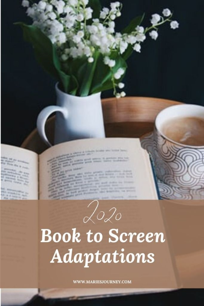 Book to Screen Adaptations 2020 and 2021