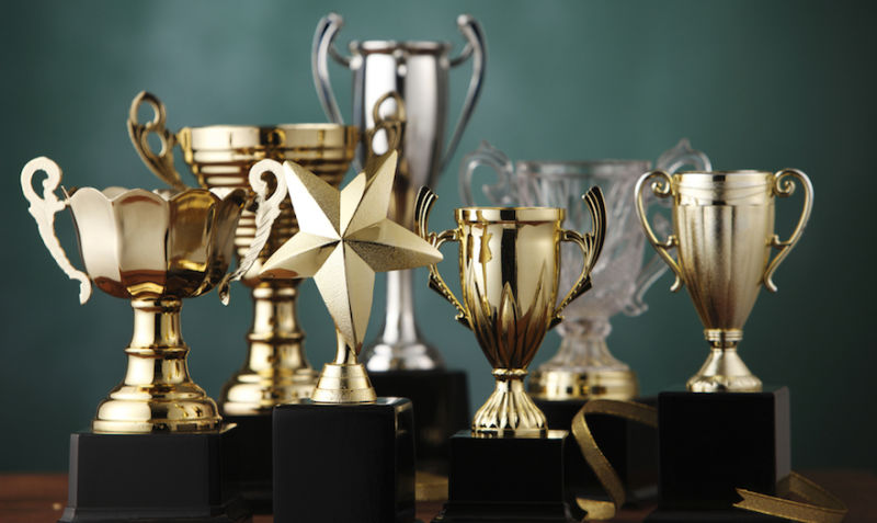 Awards Cups and Trophies
