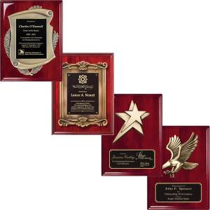 Rosewood High Gloss Rosewood Piano Finish Plaque Series RP222 RP108 RP228 RP234