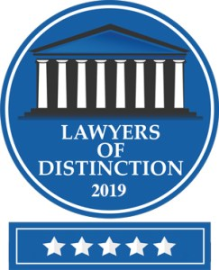 Lawyers of Distinction 2019 Logo - Lawyers-of-Distinction-2019-Logo
