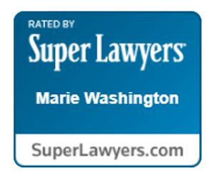 Super Lawyers Marie Washington 300x250 - Super-Lawyers-Marie-Washington-300x250
