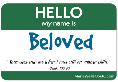 Name, greetings, loved