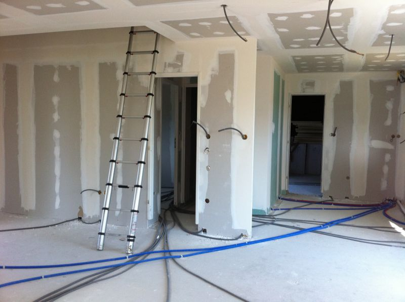 Installation electrique dans le l habitat neuf ou en