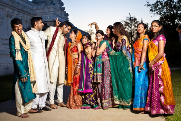 Featured Wedding Kaajal and Vinesh  Marigold Events