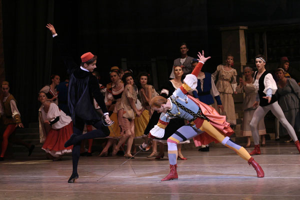 Mariinskys Romeo & Juliet. Source: Mariinsky Theatre. Copyright belongs to its respective owners.