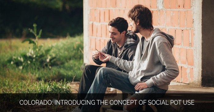 Colorado- Introducing the Concept of Social Pot Use