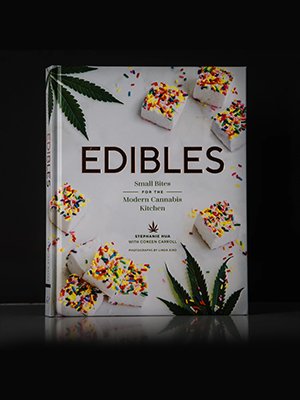 Best Stoner Cookbook For Cannabis Dosage, Effects & Techniques