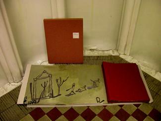 "Works on papers ""mute libertine"" became ""mutu liber"" (mute book). 02"