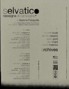 2006locandinaselvatico1archives
