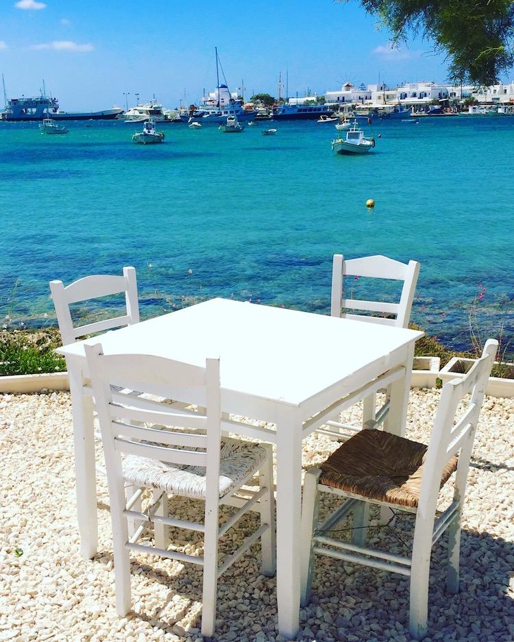 Greek Island Light - Antiparos Island
