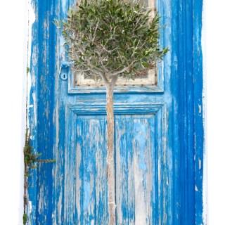 Doors of the Greek Islands