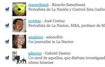 Follow LA NACION en Twitter on Twitter